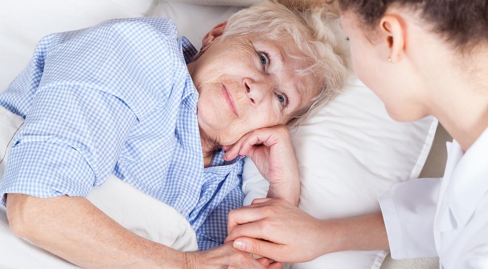 Домашний уход за пожилой с онкологией
