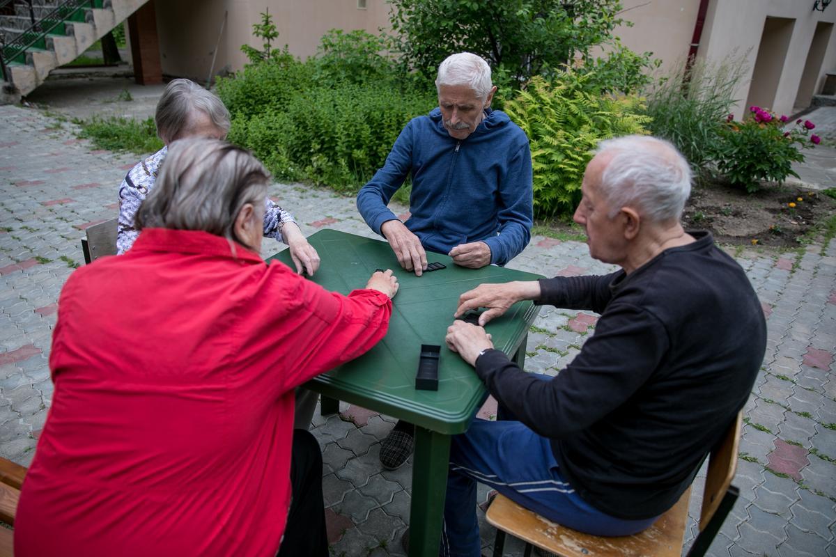 санитарные правила для домов престарелых и инвалидов действующие