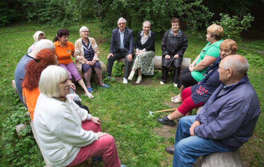 Апрелевка пансионат для пожилых людей дом интернат для престарелых цены