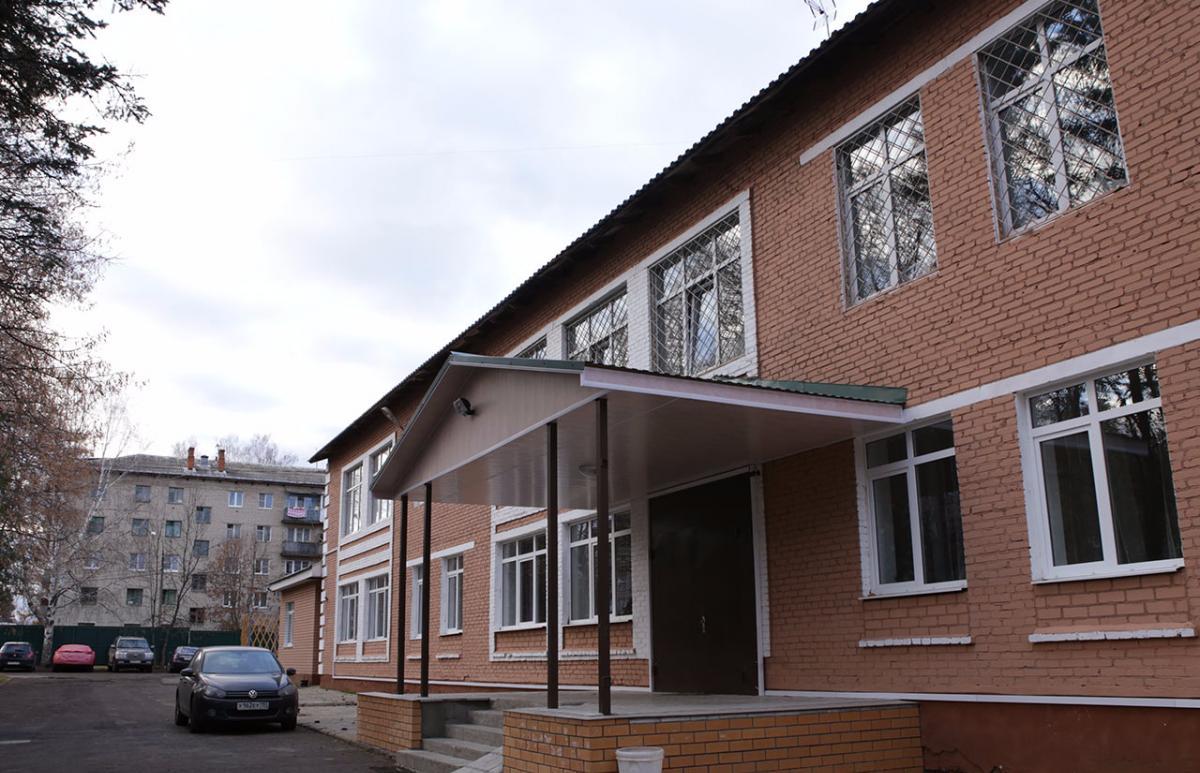 антиповка камышинский район дом престарелых