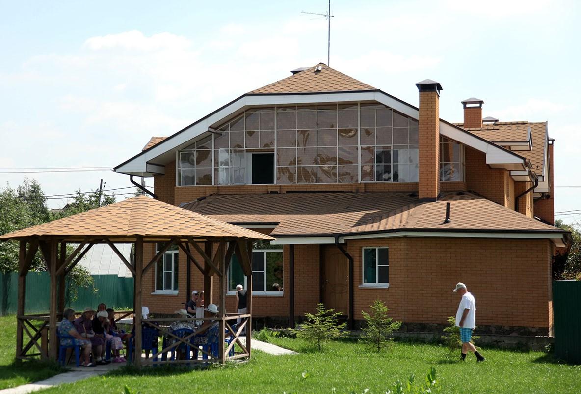 Нескучный сад пансионат для пожилых дом престарелых и инвалидов находка