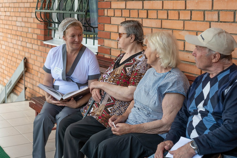 Пансионат для пожилых людей в подольском районе дом престарелых в москве свао
