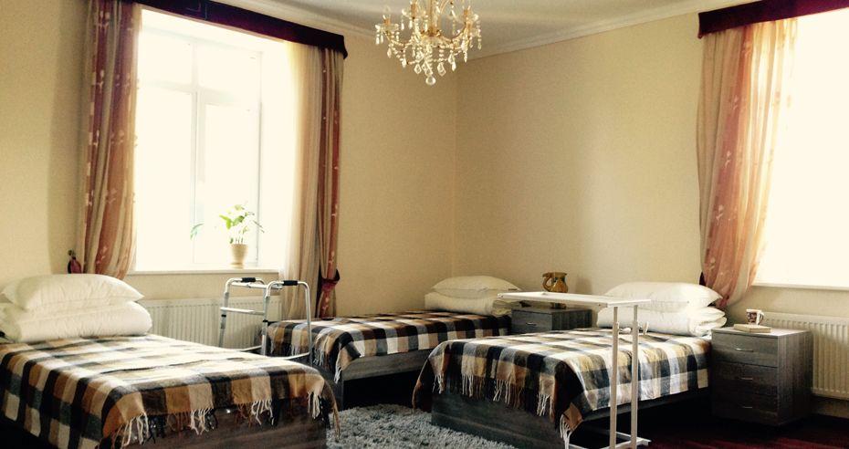 Дом для престарелых в сколково компания частный дом москва