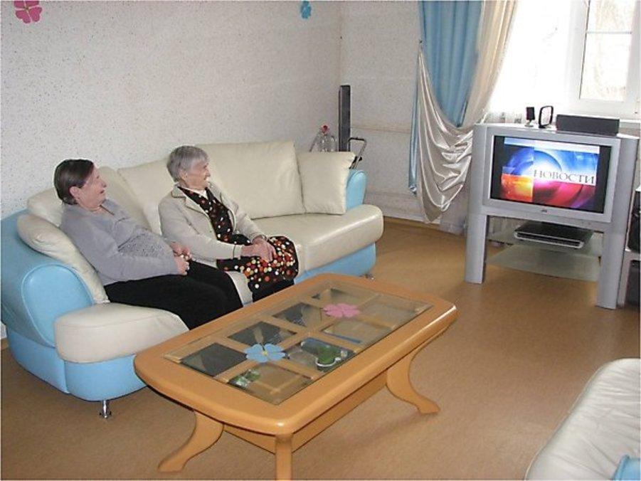 Дом престарелых в дмитровском погосте интернаты для престарелых в костроме