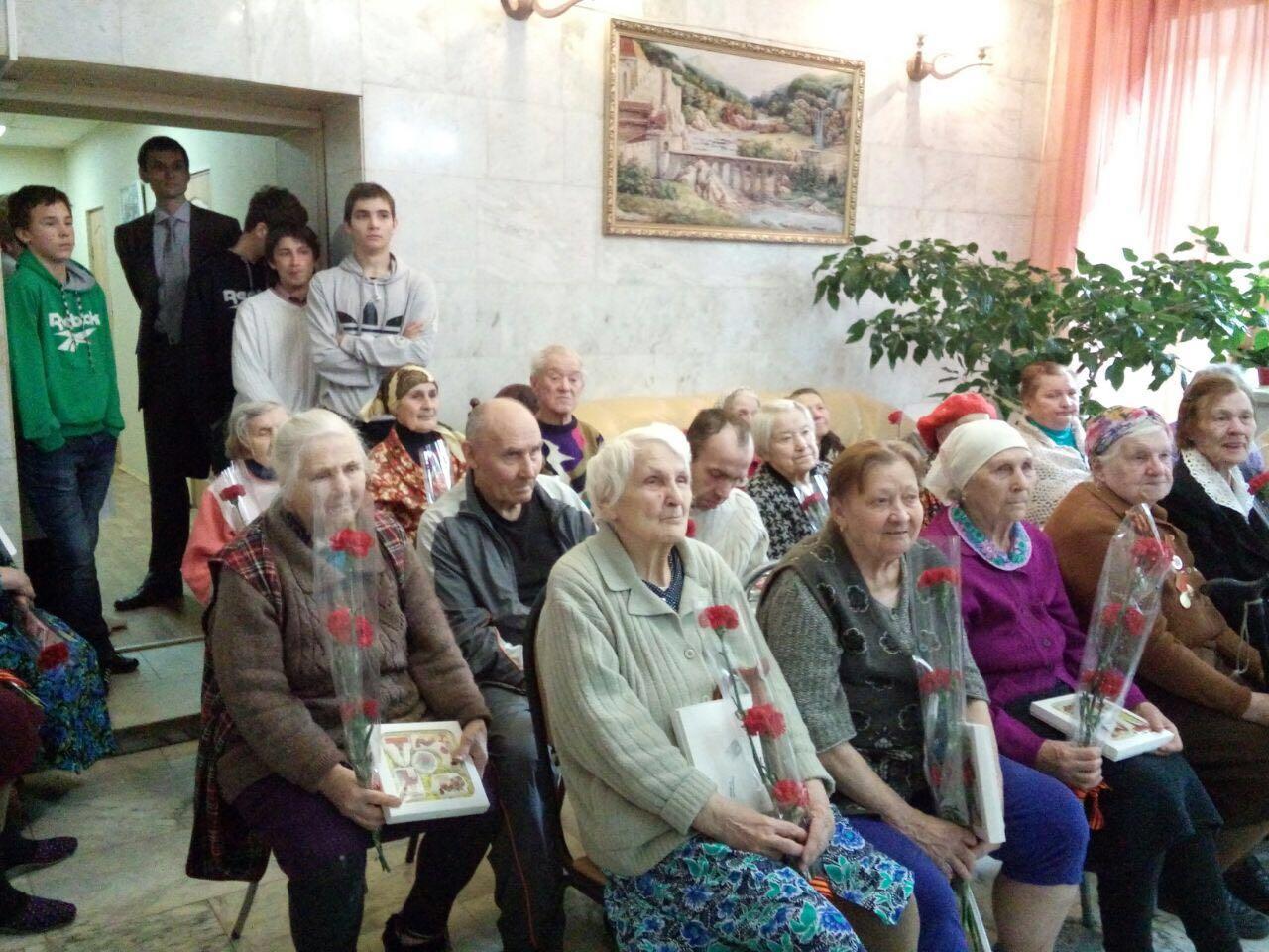 Дома интернаты для ветеранов инвалидов и престарелых список домов престарелых в тульской области