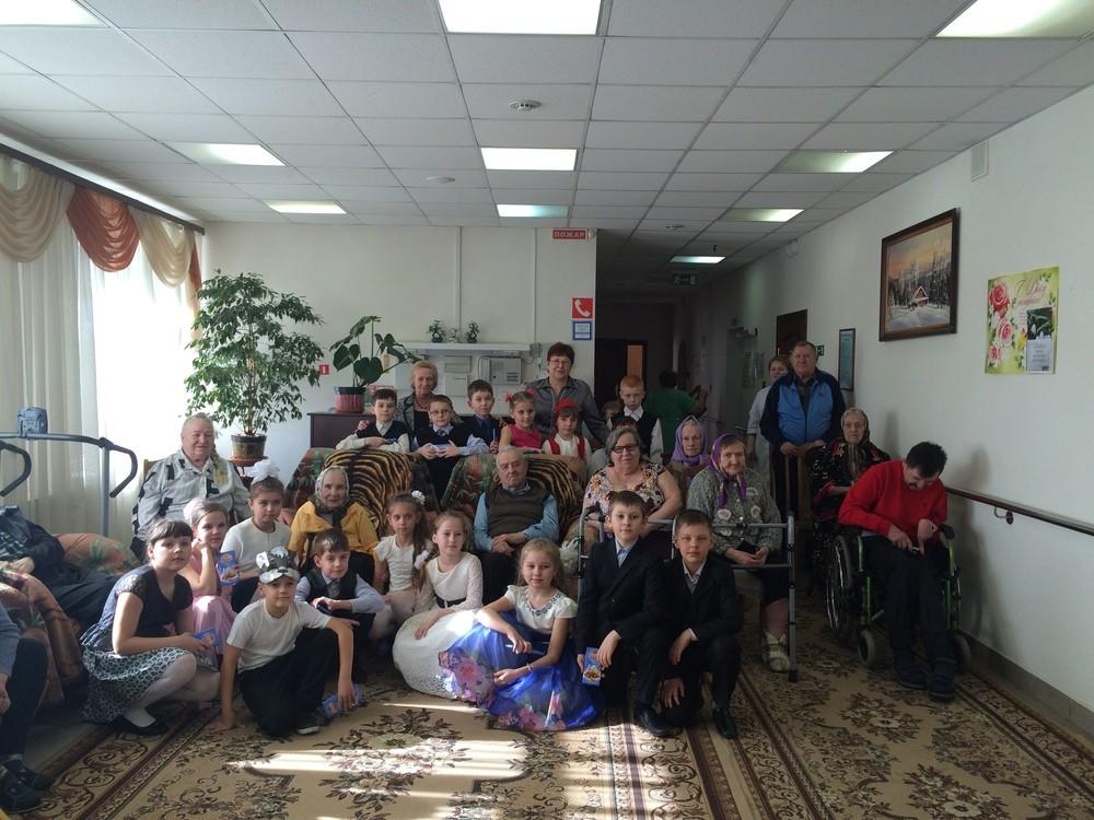 Воскресенский дом интернат для пожилых калужская область дома для престарелых в