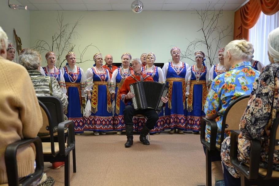 Дом престарелых московская область талдомский район союз дом интернат для престарелых