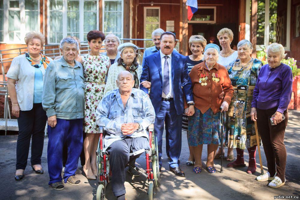 Королёвский дом-интернат для престарелых и инвалидов дом ветеранов дома престарелых в усть лабинске