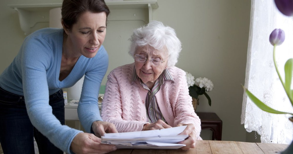 Дом престарелых как оформить