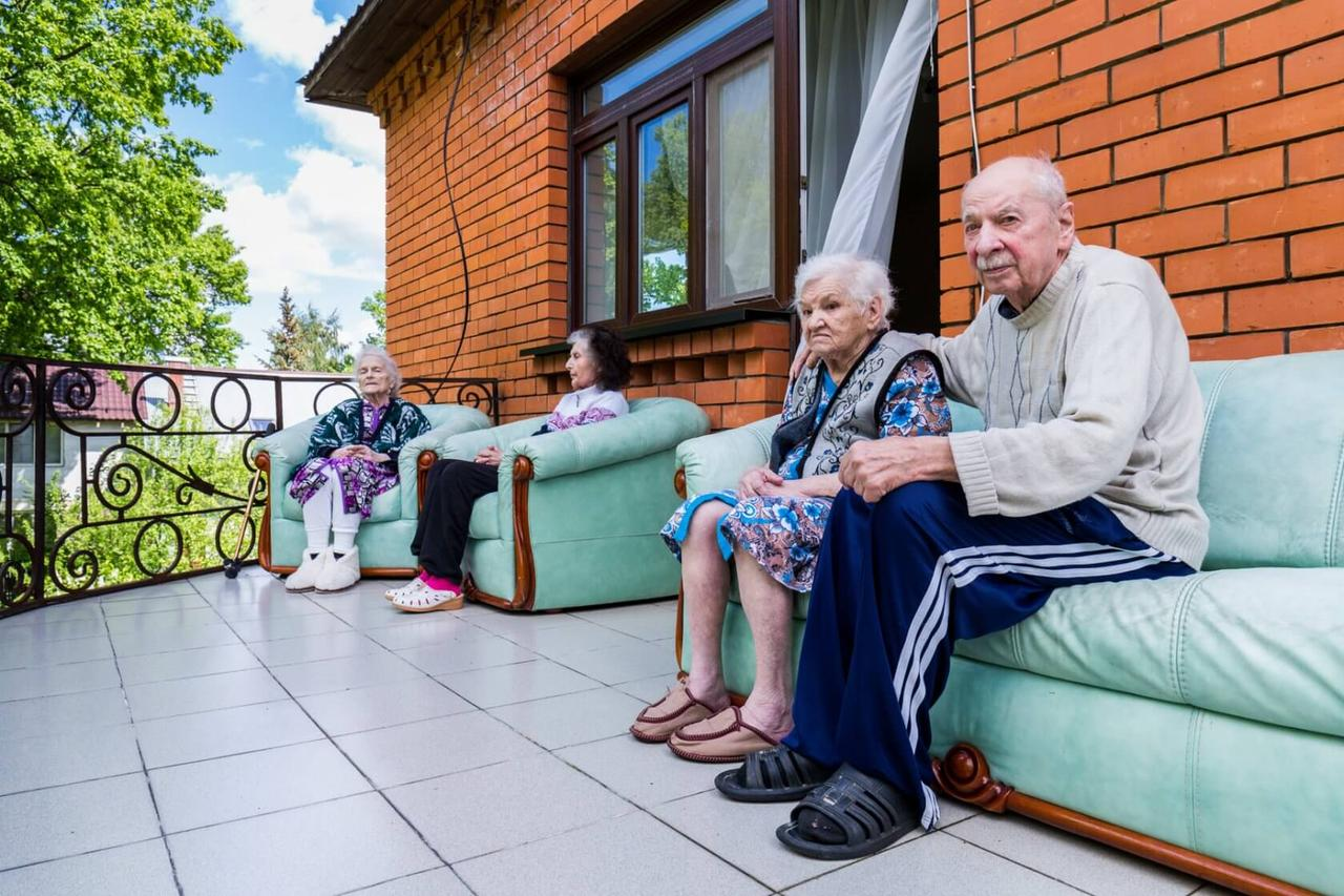Пансионат для престарелых в балашихе дома для престарелых с болезнью альцгеймера