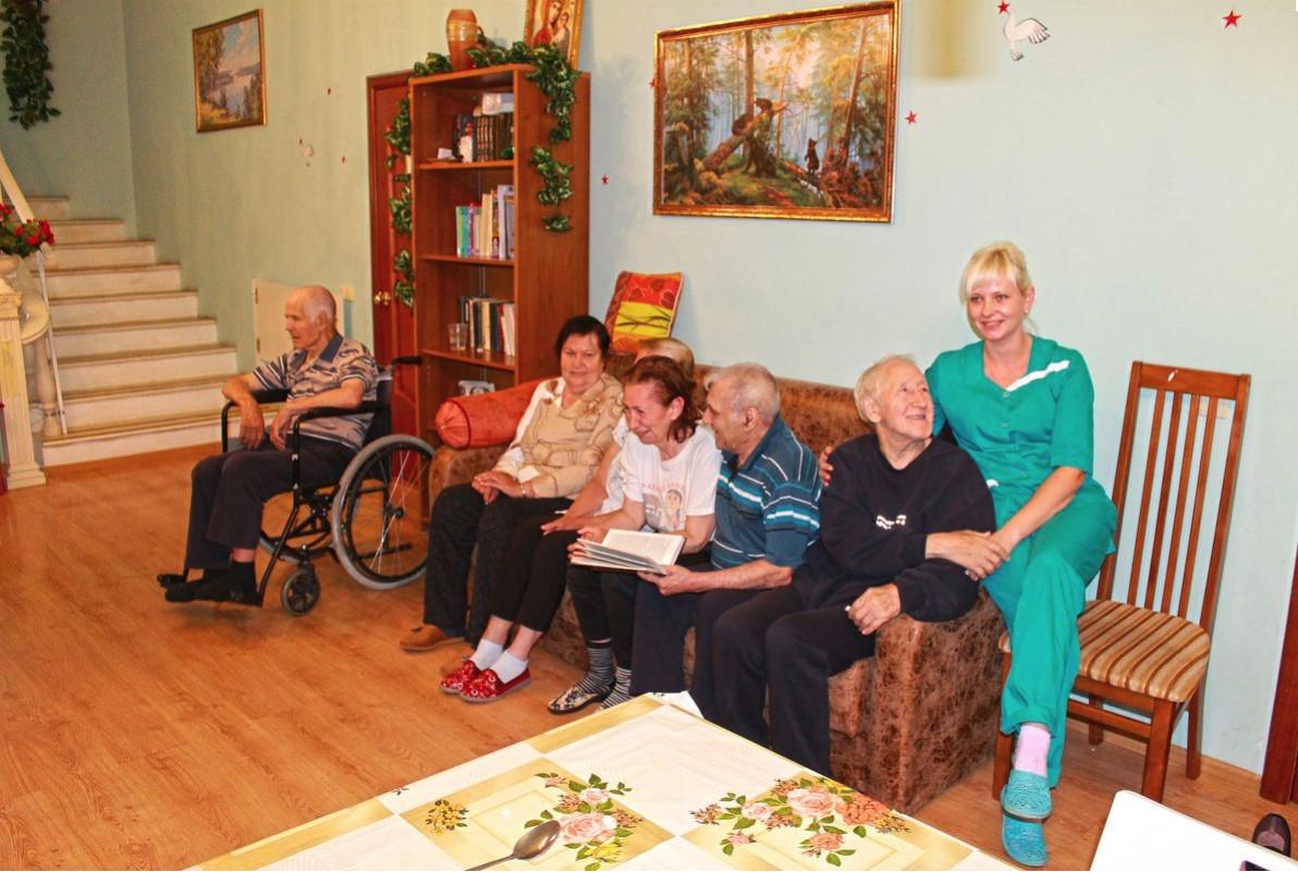 Пансионат для пожилых электроугли тверская область дома престарелых