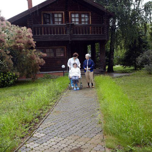 московская область адреса домов для престарелых