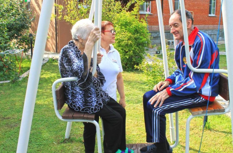 Пансионат для пожилых людей по киевскому шоссе как прописаться в частном доме в новой москве