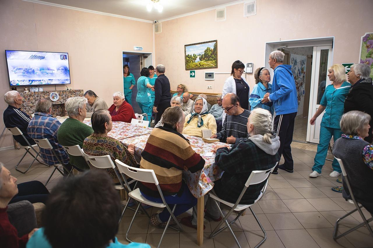 Пансионат для пожилых дмитров пансионаты и дома для престарелых