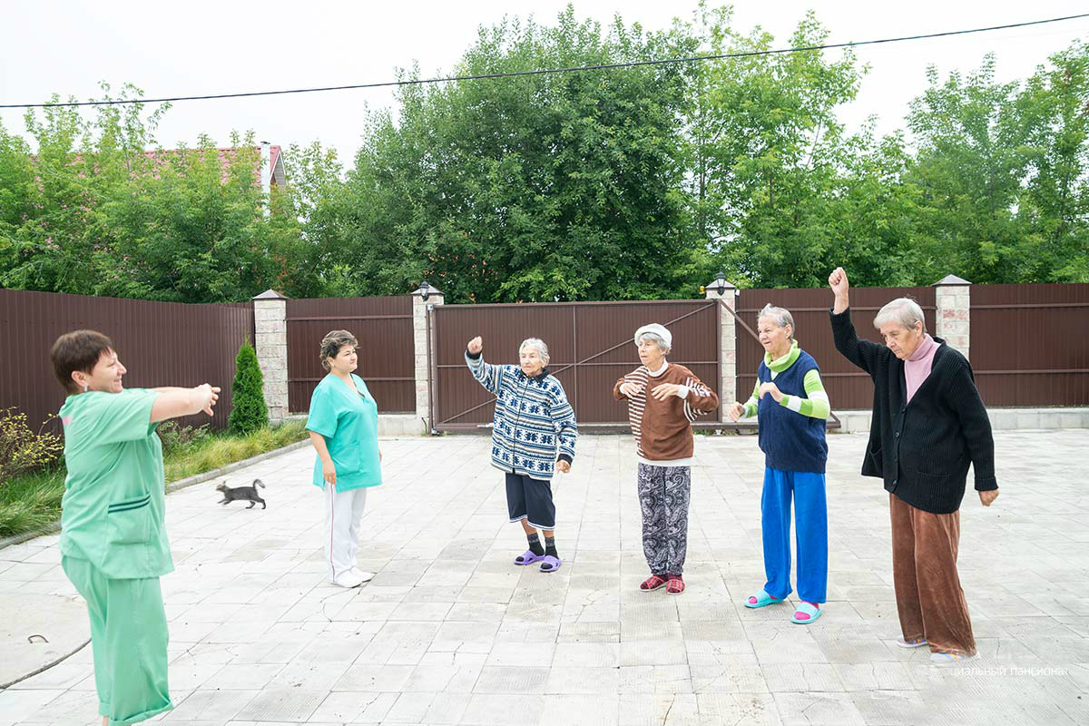Дома для престарелых в подольске и подольском районе рф г.октябрьский дом престарелых