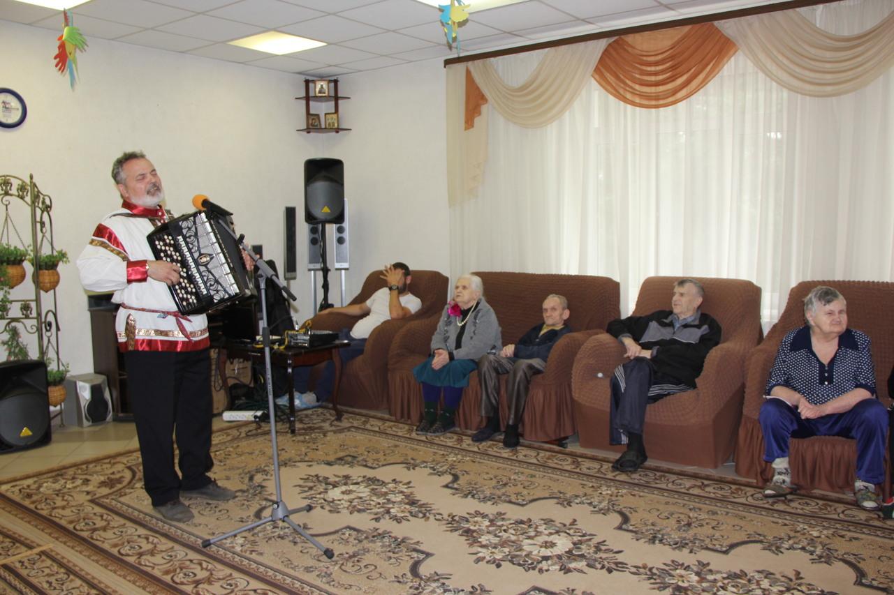 Дом-интернат малой вместимости для пожилых людей и инвалидов кепмеровский дом-интернат для престарелых