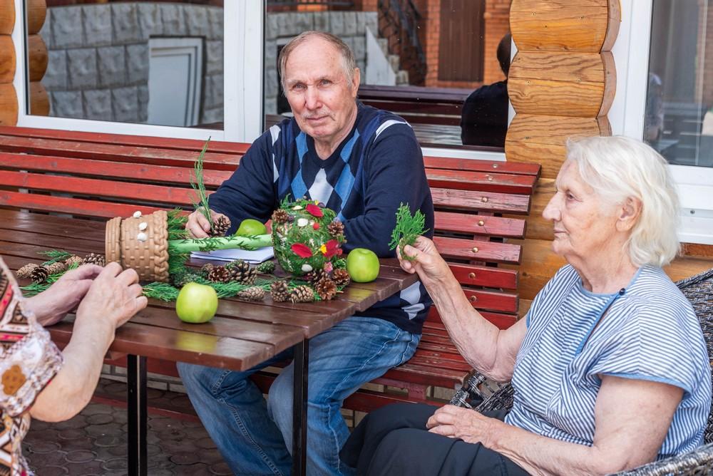 Пансионат для престарелых подольск как то раз у дома престарелых