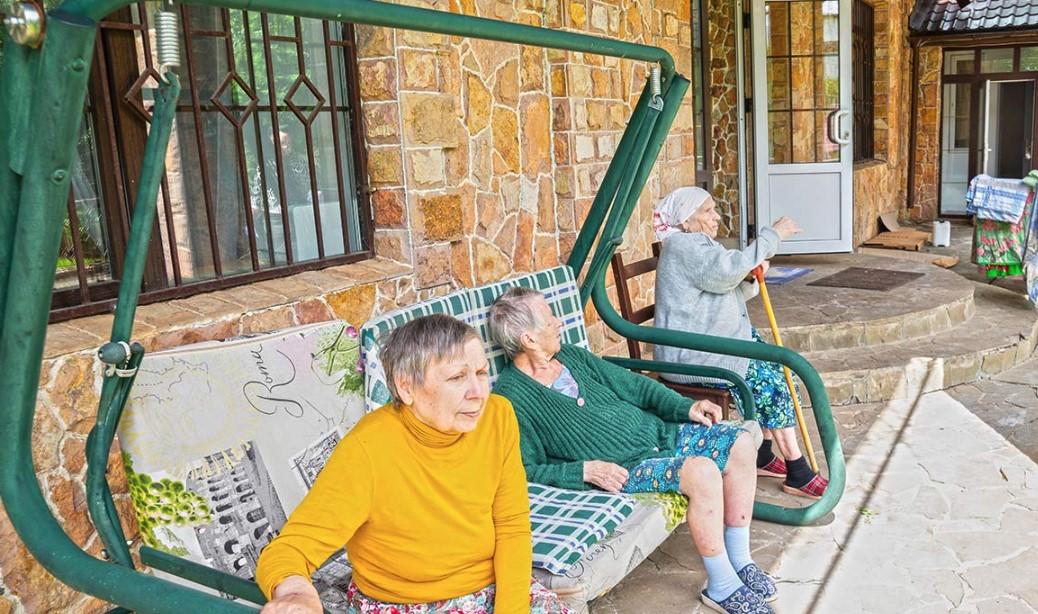 Green day пансионат для пожилых дом престарелых в иловке алексеевский район