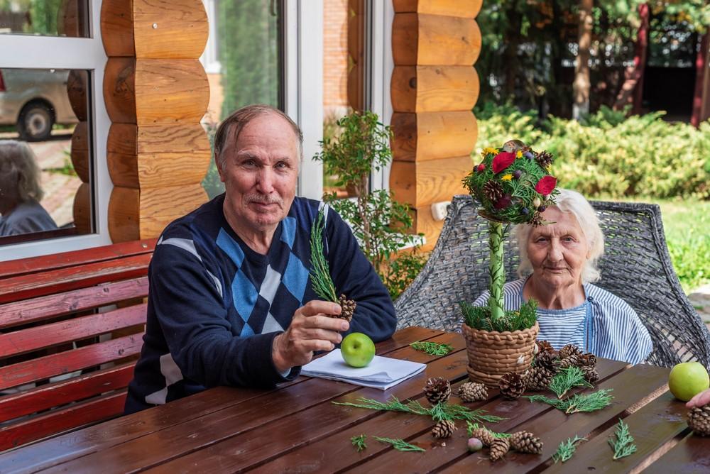 дома престарелых в ленинградской области волховский район