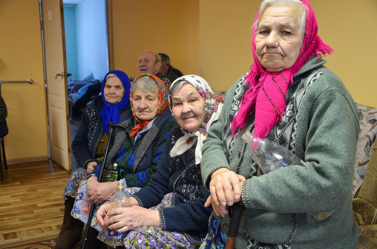 документы которые нужны для сдачи в дом престарелых