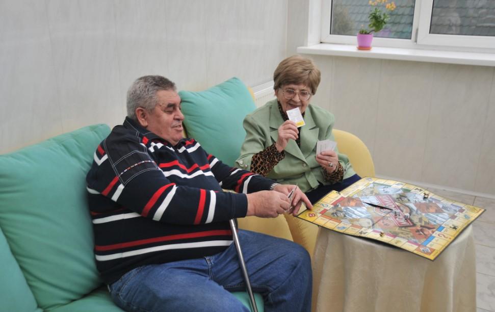 Семейная сага пансионат для пожилых пансионат для больных со старческой деменцией