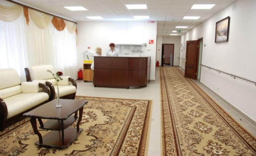Дом-интернат малой вместимости для пожилых людей и инвалидов интернат для престарелых в брянске