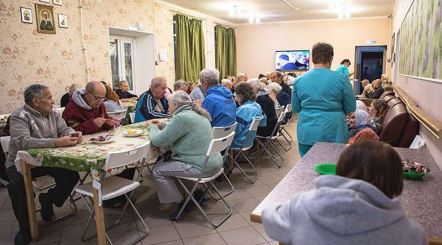 Пансионат для престарелых дмитров дома престарелых города казани