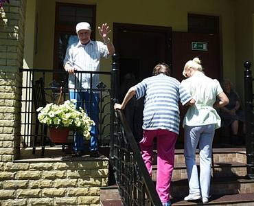 Пансионат для пожилых барвиха дом престарелых для бывших актёров в москве адрес