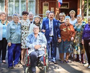 кологривский интернат для престарелых