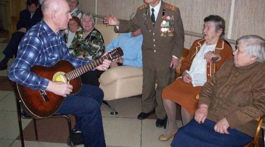 Мытищинский дом престарелых дом для людей пожилого возраста