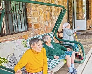 Пансионат для пожилых людей в одинцовском районе в глазынино частный пансионат в москве для престарелых и инвалидов
